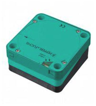 Pepperl + Fuchs Inductive Sensor - Block, PNP-NO/NC Output, 50 mm Detection, IP68, M12 - 4 Pin Terminal