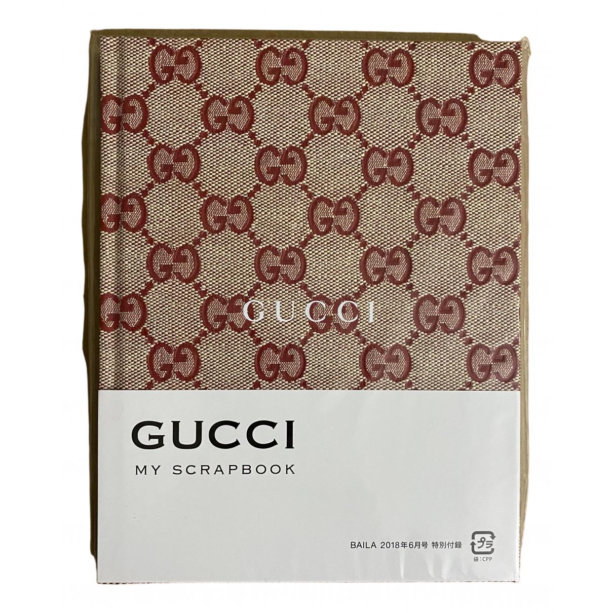Gucci - Objets & Deco   pour lifestyle en autre - beige