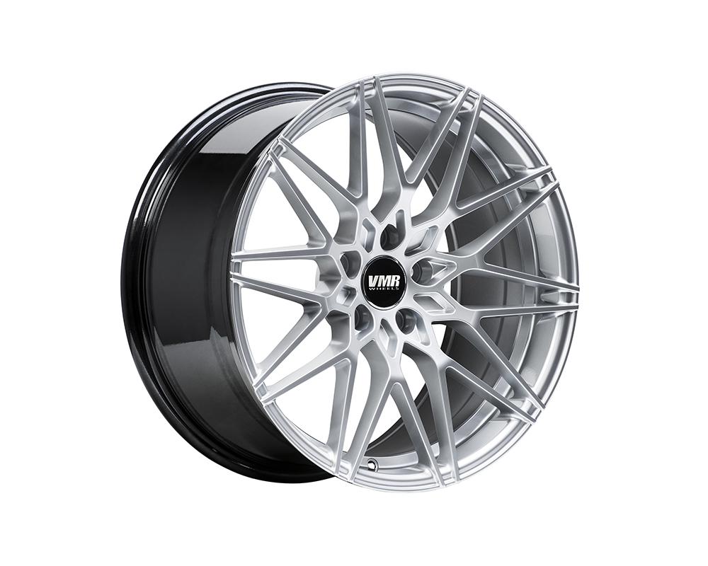 Velocity Motoring V31006 V801 Wheel Hyper Silver 19x8.5 45mm