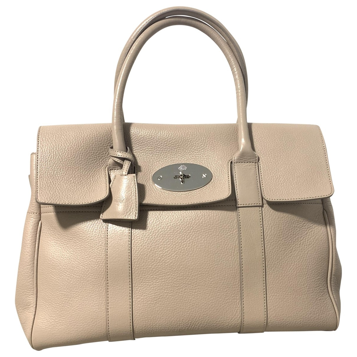 Mulberry - Sac a main Bayswater pour femme en cuir - rose