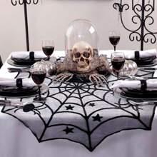 Halloween Einweg-Tischtuch