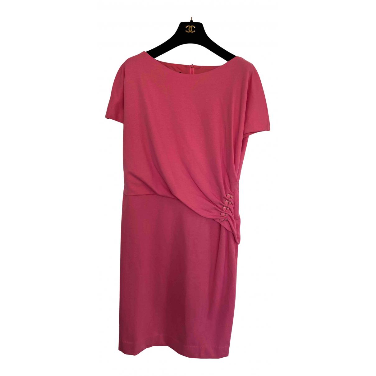 Escada \N Kleid in  Rosa Viskose