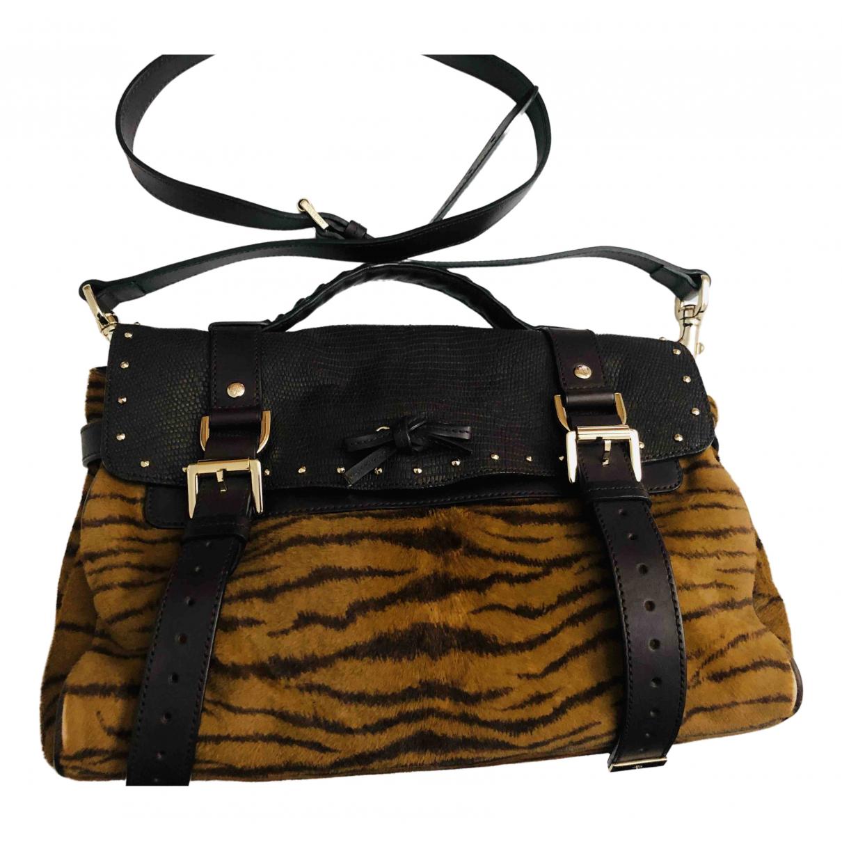 Mulberry Alexa Brown Leather handbag for Women \N
