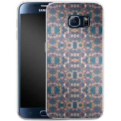 Samsung Galaxy S6 Silikon Handyhuelle - Lyon 01 von Daniel Martin Diaz