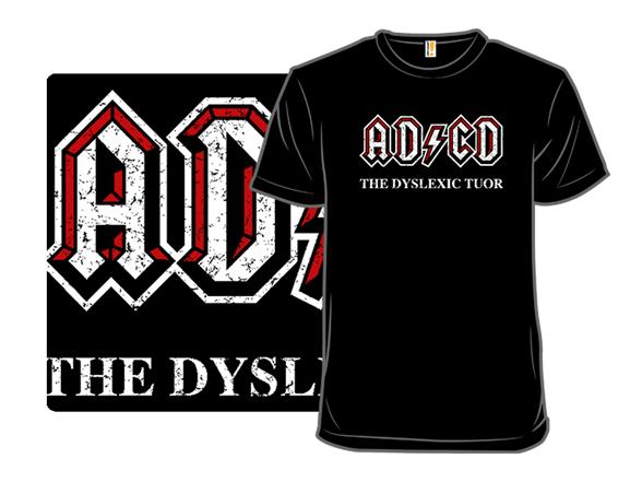 Adcd T Shirt