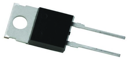 IXYS 600V 14A, Silicon Junction Diode, 2-Pin TO-220AC DSEI12-06A (5)