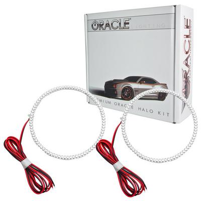 Oracle Lighting LED Fog Light Halo Kit (Red) - 1177-003