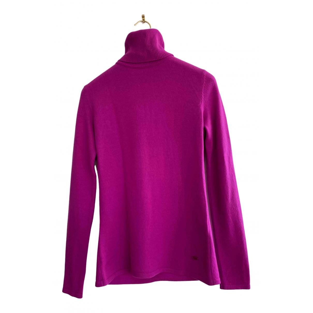 Emilio Pucci - Pull   pour femme en laine - rose
