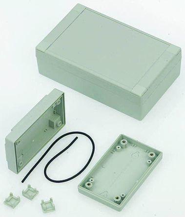 CAMDENBOSS 7000, Grey ABS Enclosure, IP65, 127 x 75 x 45mm