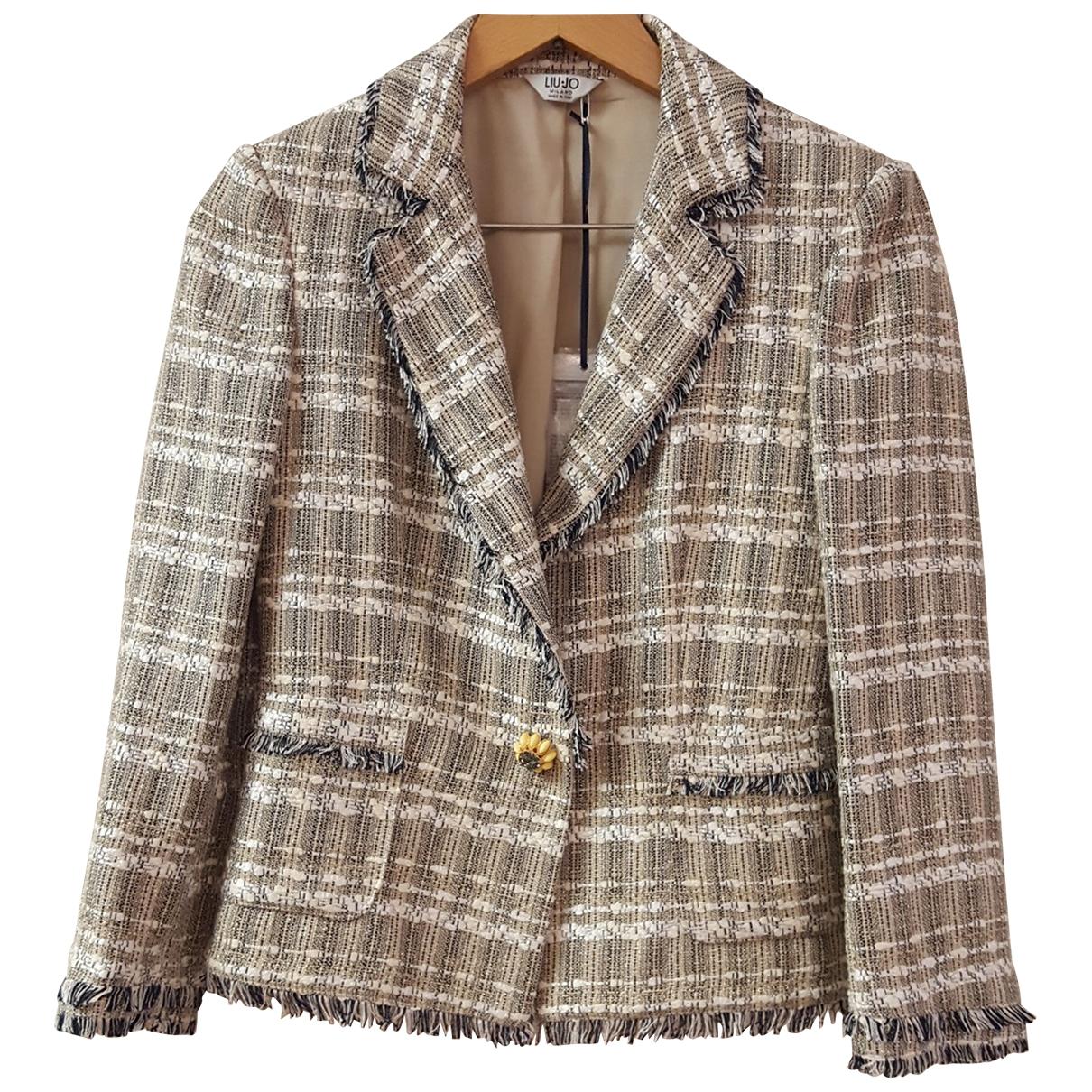 Liu.jo \N Multicolour jacket for Women 40 IT