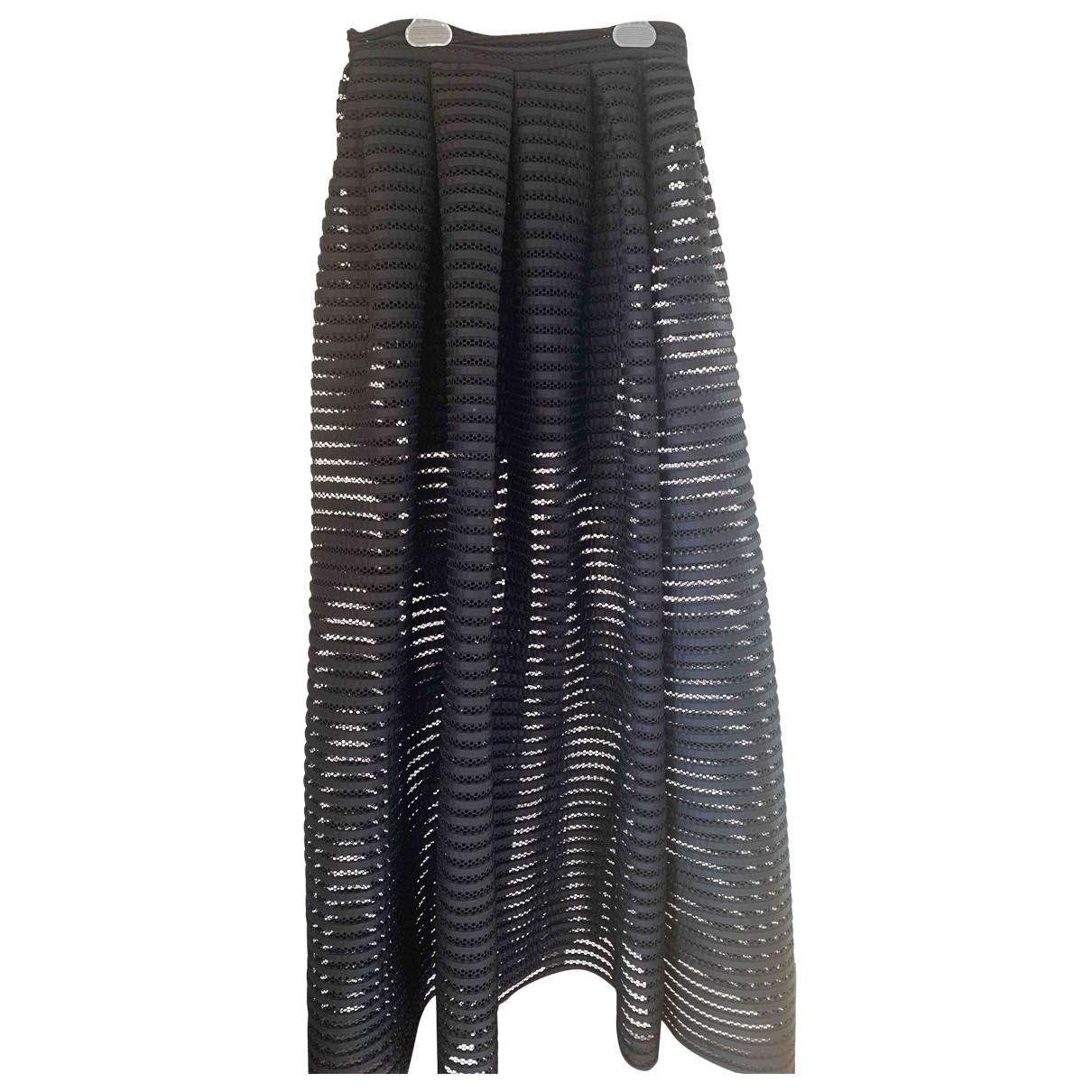 Maje \N Black skirt for Women 36 FR