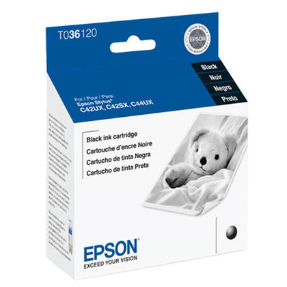Epson T036120 Original Black Ink Cartridge