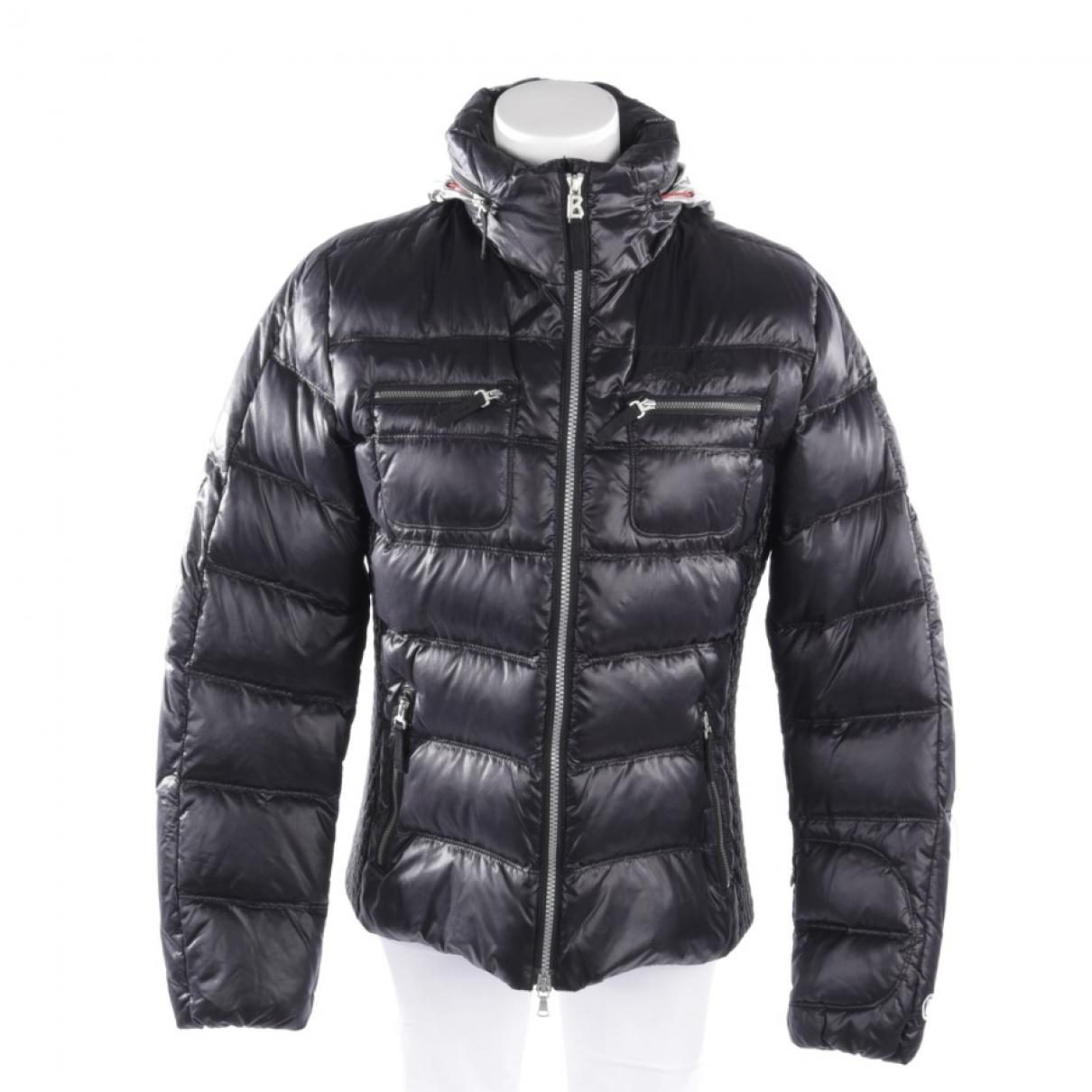 Bogner \N Blue coat for Women 42 FR