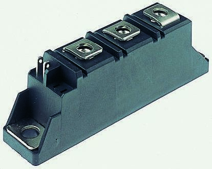 IXYS 800V 95A, Dual Diode, 3-Pin TO-240AA MDD56-08N1B