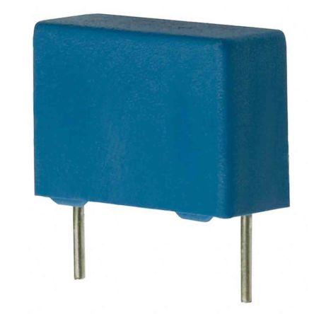 EPCOS Capacitor PP Metalized 0.1uF 1.25kV 5% (510)