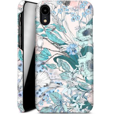 Apple iPhone XR Smartphone Huelle - Make Me Blush von Stephanie Breeze
