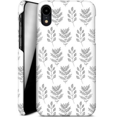 Apple iPhone XR Smartphone Huelle - Botanic Studies 2 von Lucy Bohr