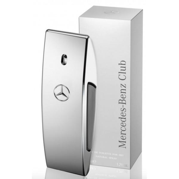Mercedes-Benz Club - Mercedes-Benz Eau de Toilette Spray 50 ML