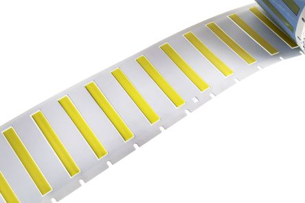 Brady BMP71 PermaSleeve Cable Label Refill Heat Shrink Marker, For Use With BMP71 Label Printers