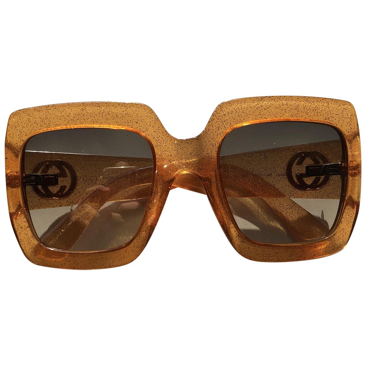 Gafas mascara Gucci