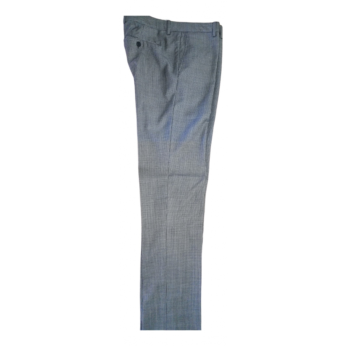 Mauro Grifoni \N Cotton Trousers for Men 48 IT