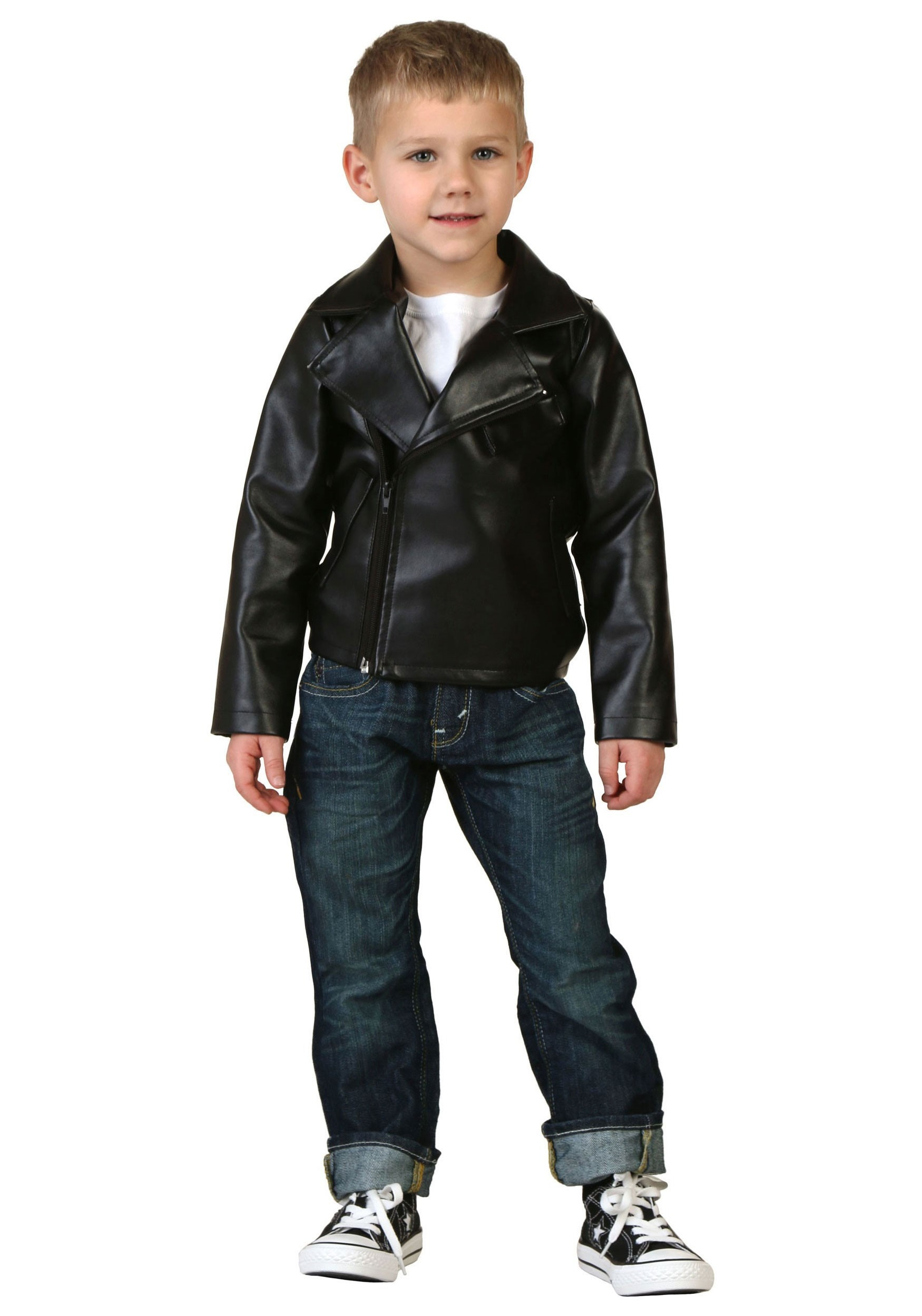 Toddler Grease T-Birds Jacket Costume | Officially licensed costume