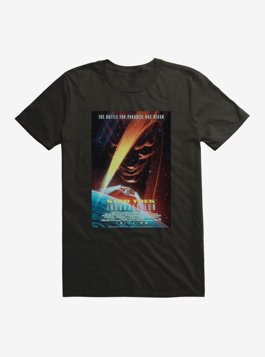 Star Trek Insurrection Poster T-Shirt