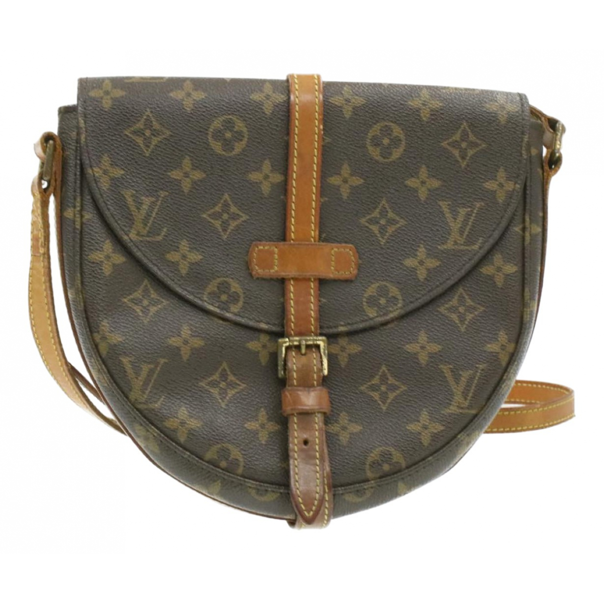 Louis Vuitton Chantilly Brown Cloth handbag for Women N