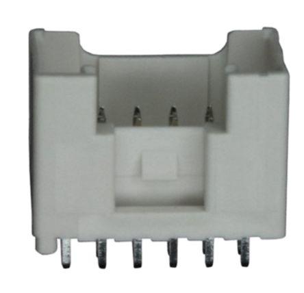JST , PUD, 12 Way, 2 Row, Vertical PCB Header (10)