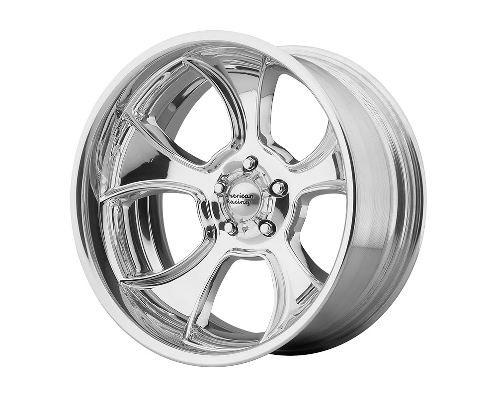 American Racing VN474 Gasser Wheel 18x12 Blank +0mm Polished