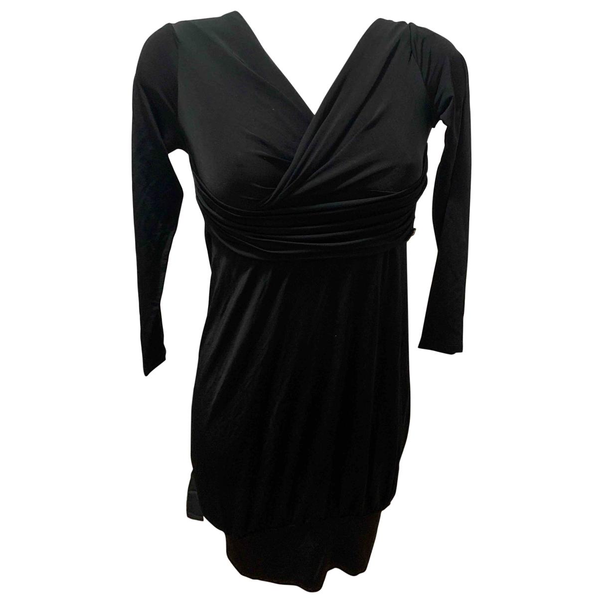 John Galliano \N Black dress for Women 42 IT