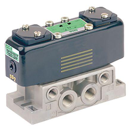 Asco 5/2 Pneumatic Control Valve Solenoid/Pilot 541 Series