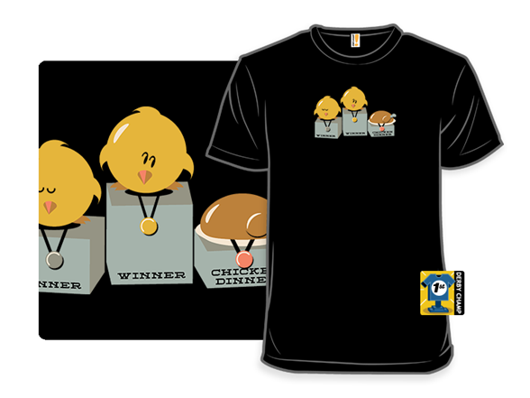 The Chicken Olympics Are Brutal T Shirt