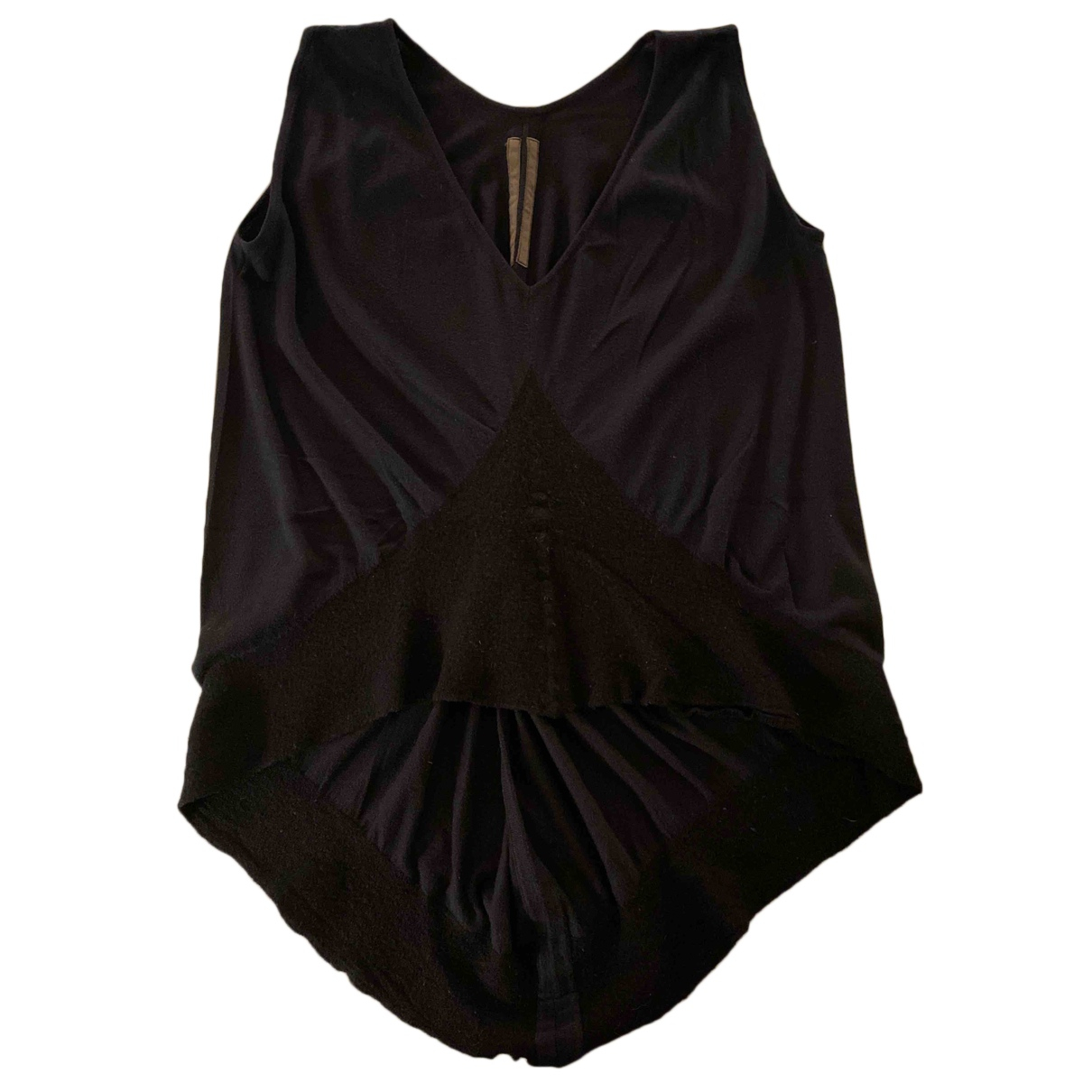Rick Owens N Black Cashmere Knitwear for Women S International