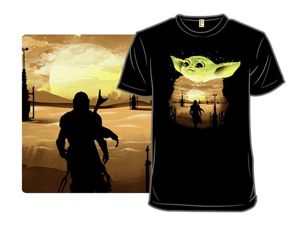 Adorable Sunset T Shirt