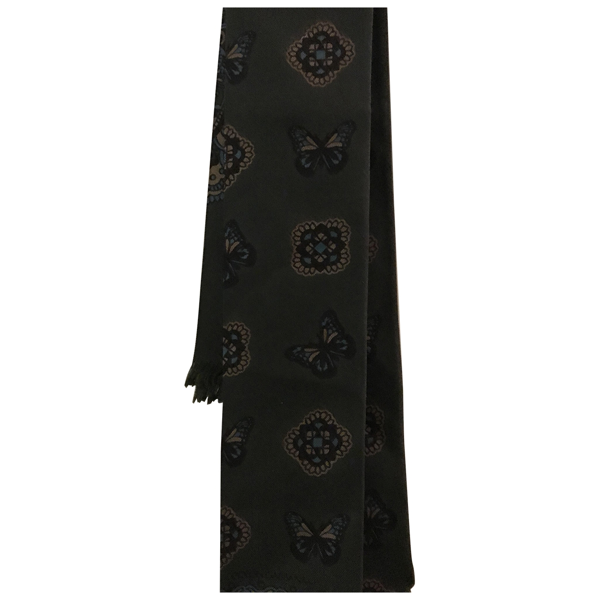 Dolce & Gabbana \N Schal in  Gruen Seide