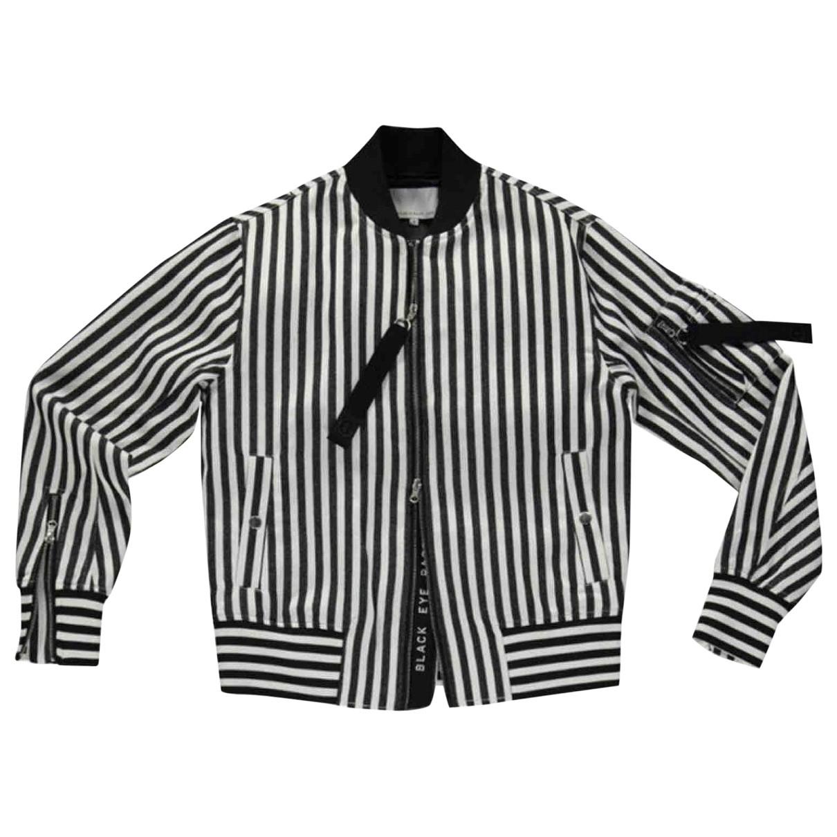 Non Signé / Unsigned \N Multicolour Cotton jacket  for Men XL International