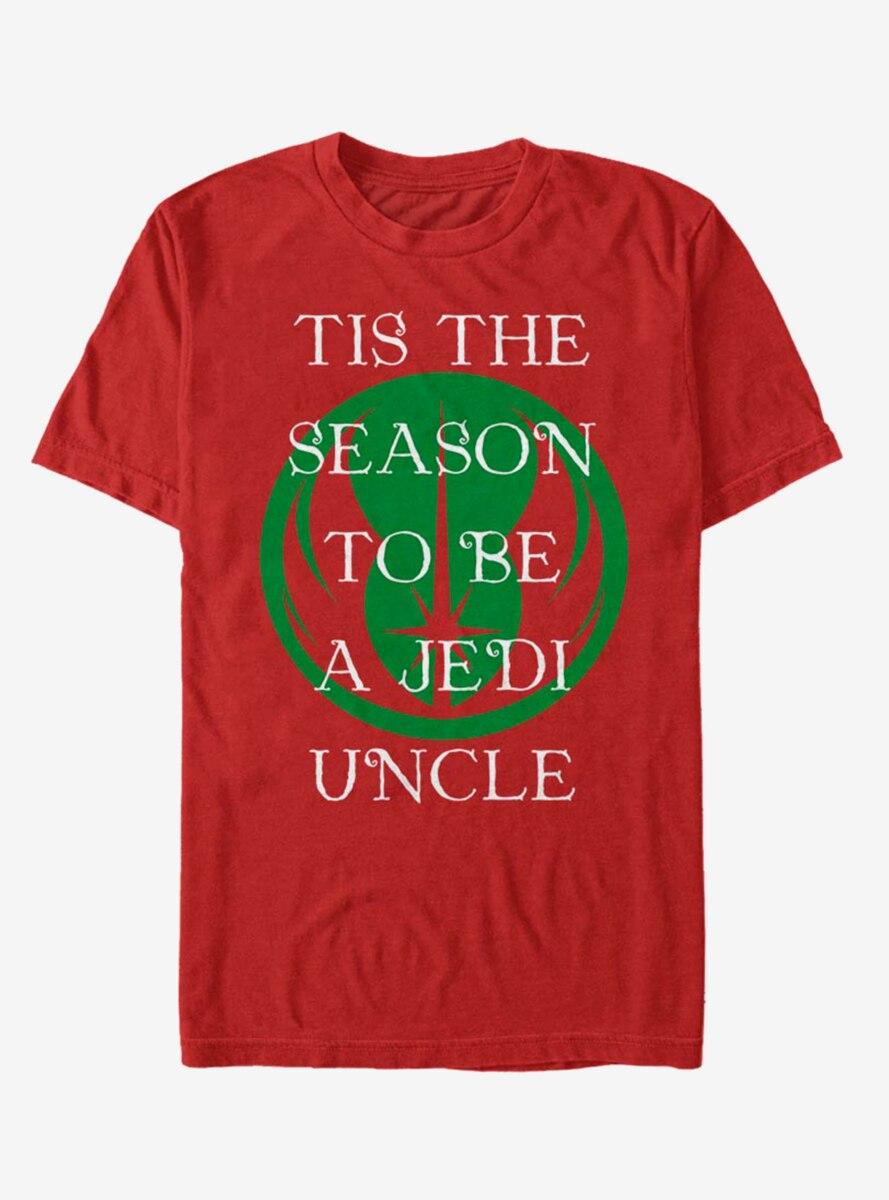 Star Wars Jedi Uncle T-Shirt