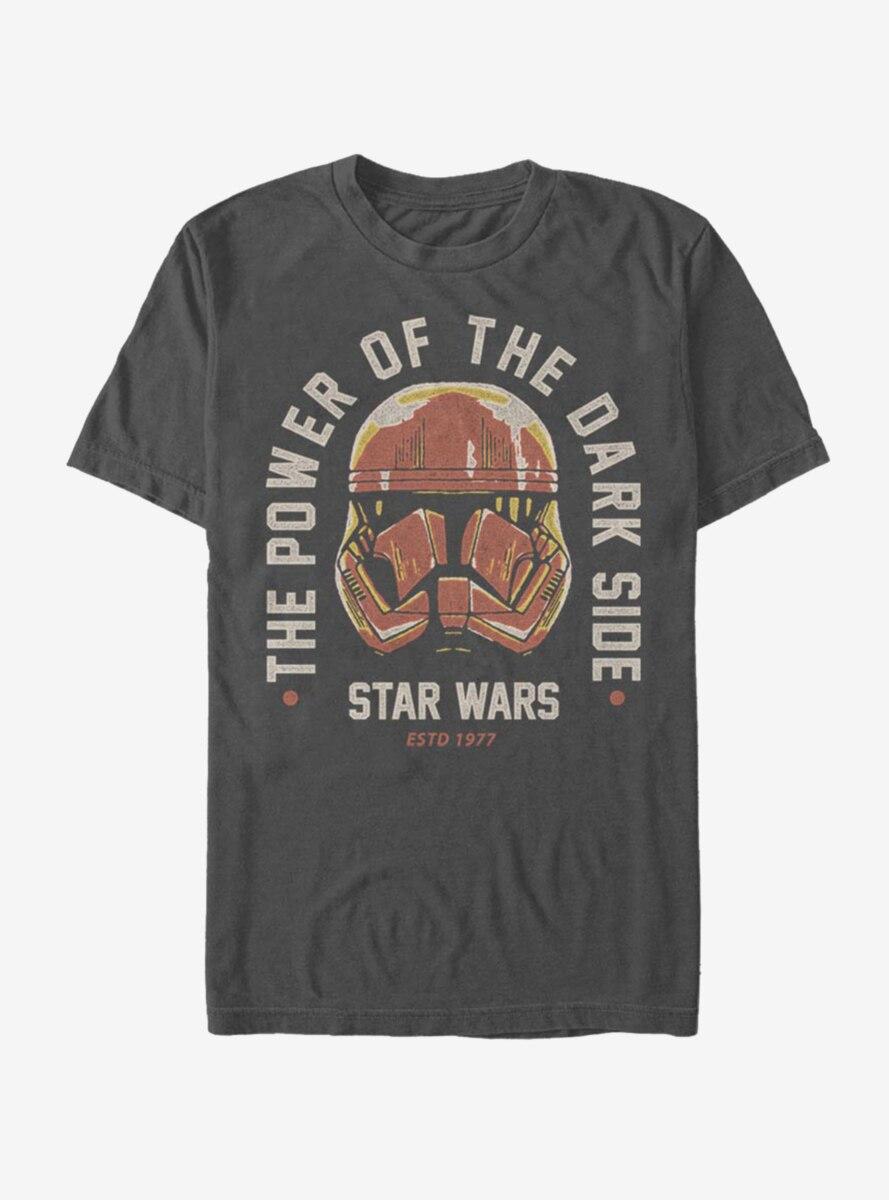 Star Wars Episode IX The Rise Of Skywalker Dark Side Power T-Shirt