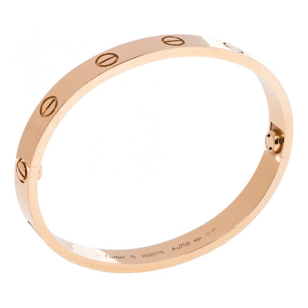 Cartier Love bracelet for Women N
