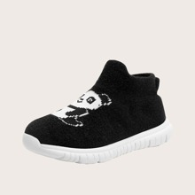 Toddler Boys Cartoon Graphic Sneakers