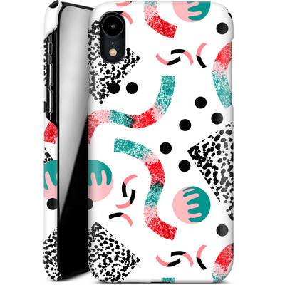 Apple iPhone XR Smartphone Huelle - Confetti von Jenna Kunnas