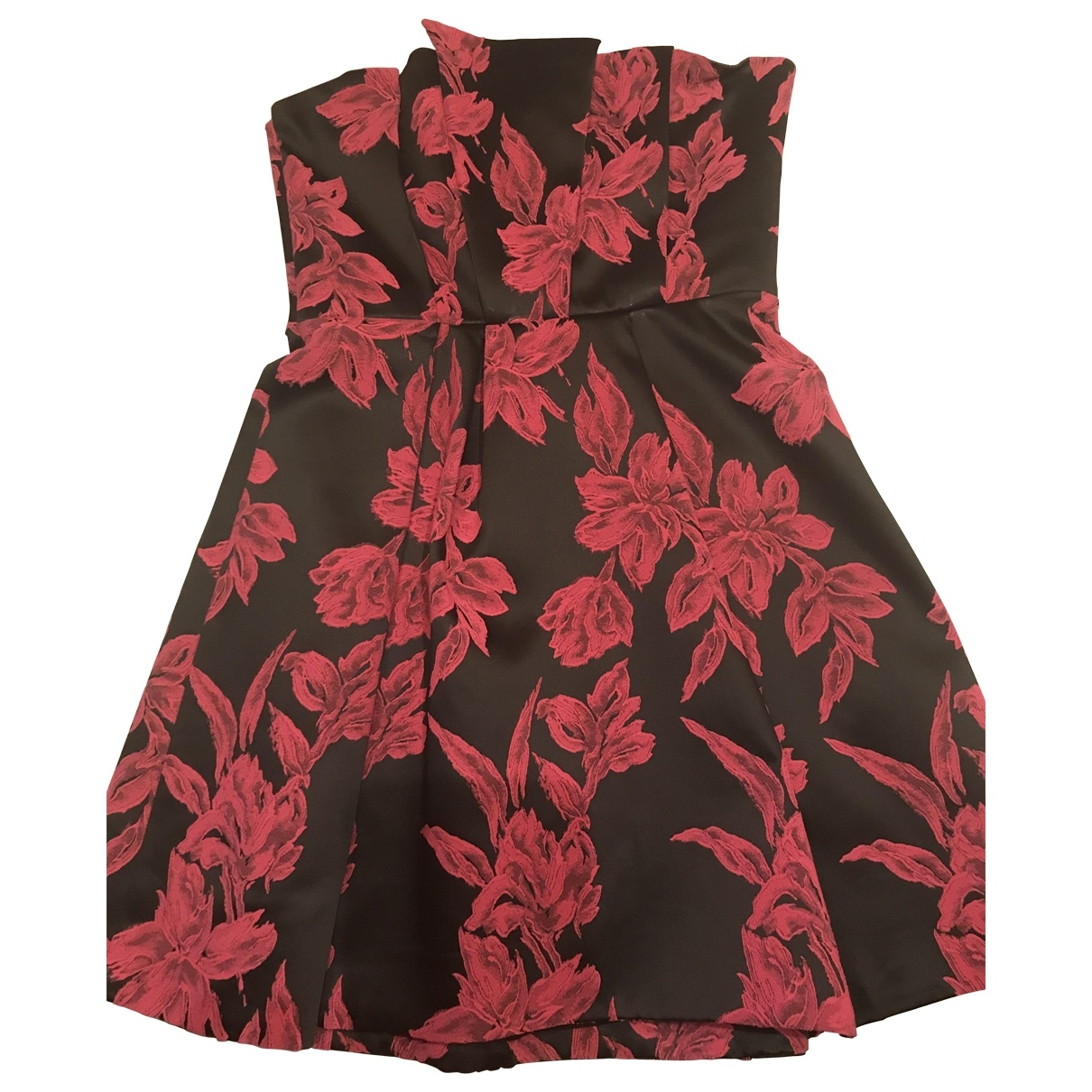 Liu.jo \N Black Cotton dress for Women 40 IT
