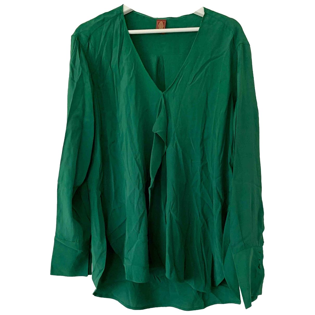 Dondup \N Green  top for Women 42 IT