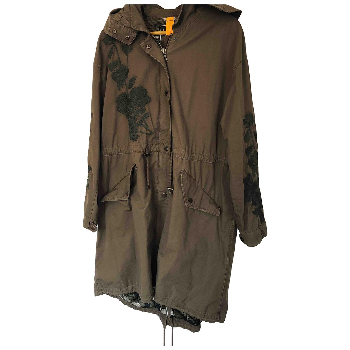 Blonde No.8 \N Khaki Cotton jacket for Women 42 FR