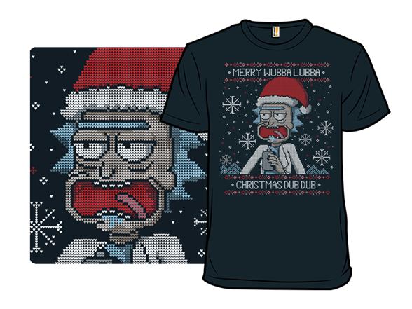 Merry Wubba Lubba T Shirt