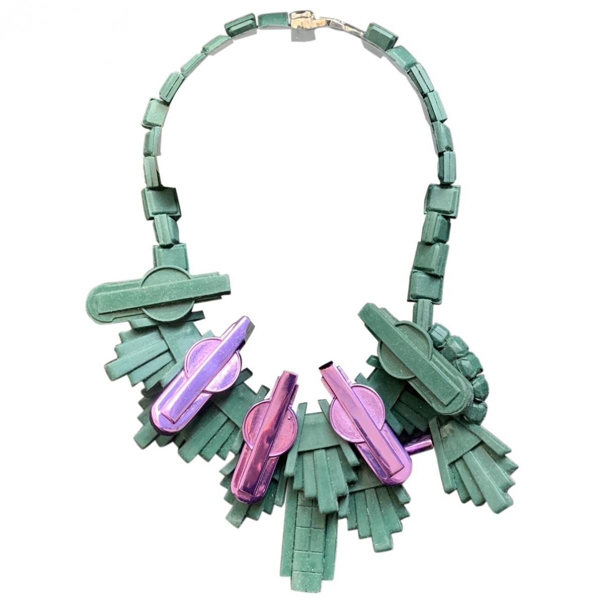 Ek Thongprasert \N Green necklace for Women \N