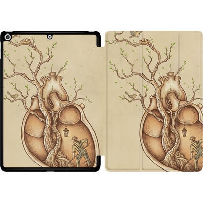 Apple iPad 9.7 (2018) Tablet Smart Case - Tree Of Life von Enkel Dika