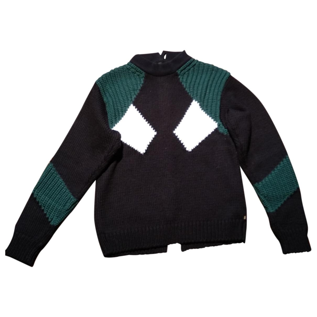 Louis Vuitton \N Black Wool Knitwear for Women S International