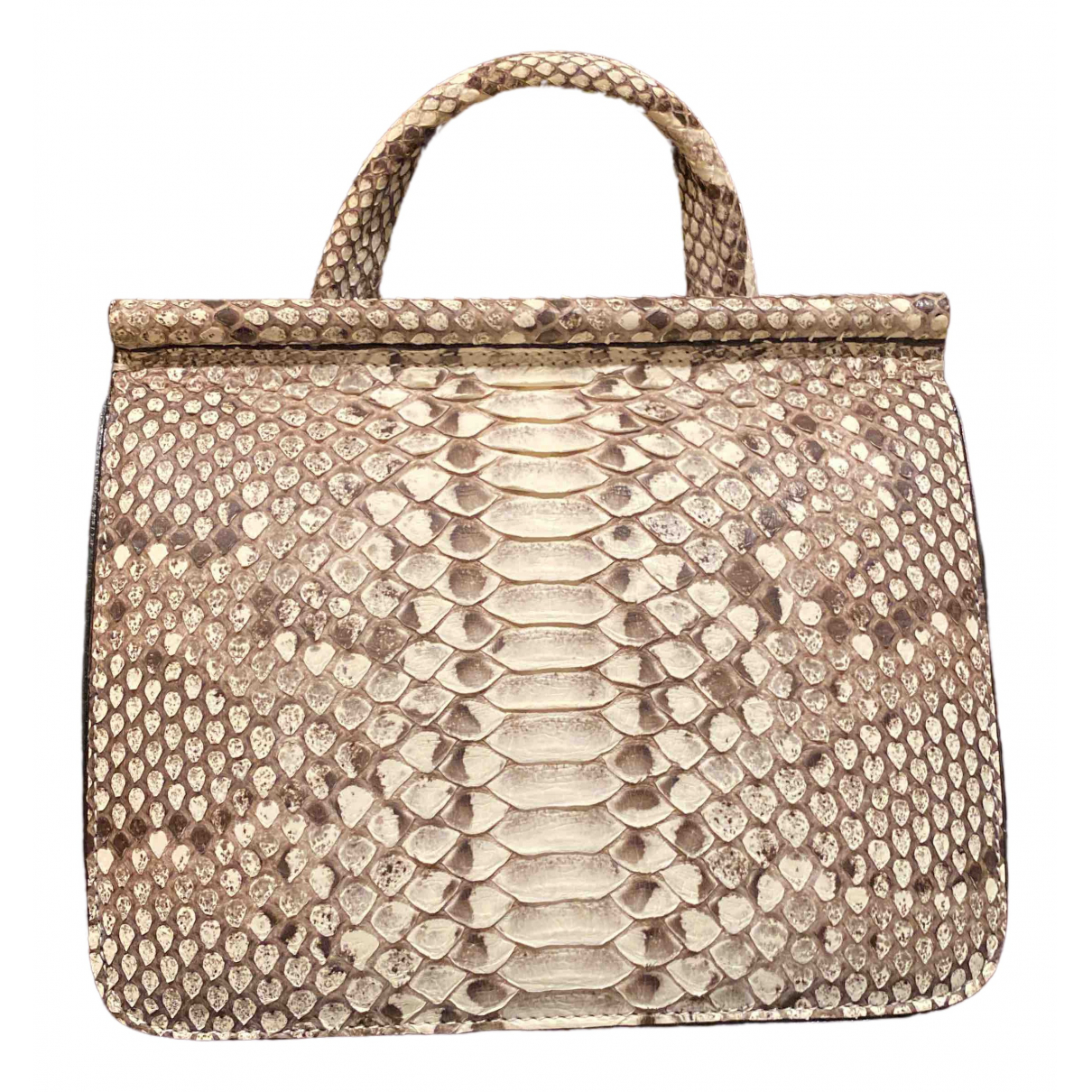 S'uvimol \N Multicolour Python handbag for Women \N